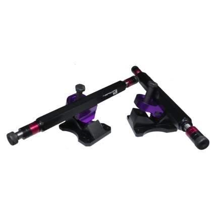 Подвеска для скейтборда Surf Rodz 4732 Indeesz 2014 177 мм black/purple/black