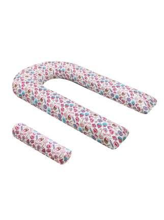 Подушка для беременных Ol-Tex с валиком, сладости