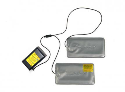 Греющий комплект RedLaika для любой одежды ГК2 c аккумулятором 4400 mAh