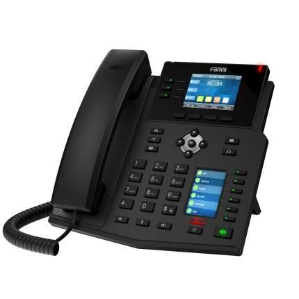 IP-телефон Fanvil X4U Black