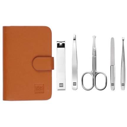 Маникюрный набор Xiaomi Huohou Manicure Stainless Steel Nail Cutter Tool Set