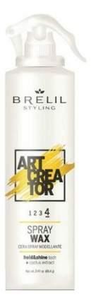Спрей-воск для волос Brelil professional Art Creator Gel Spray Wax 150 мл