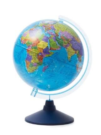 Глобус интерактивный ДЕНЬ И НОЧЬ 2я карта:политич.и звезд.неба,подсветка:батарейки+VRочки