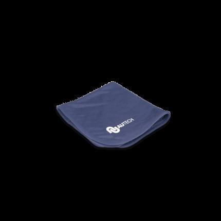 Микрофибровое полотенце MAGIC DRY 50*50 см, ПУРПУРНОЕ, 600гр/м2 для сушки авто
