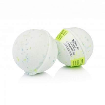 Гейзер (бурлящий шар) для ванн ChocoLatte С ИГРУШКОЙ №2 с морской солью и маслами, d 6