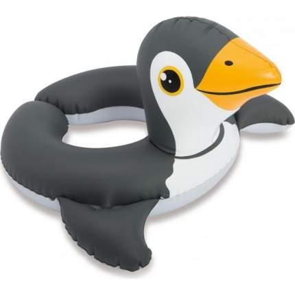 Круг для плавания раздвижной Intex 59220 От 3-6 лет пингвин