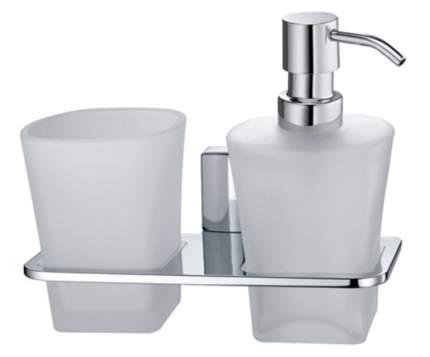 Держатель стакана и мыльницы WasserKraft Leine
