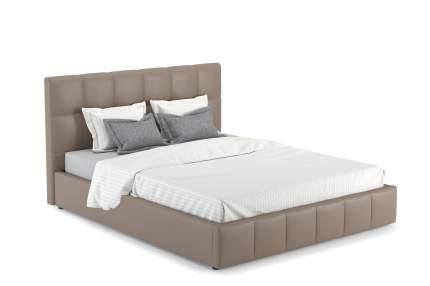 Кровать интерьерная Хлоя Осн Пегасо капучино (бежево-коричневый), 170х212х105 см