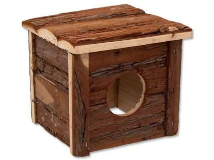 Домик для мыши, хомяки Small Animals дерево 15.5х14х15.5см
