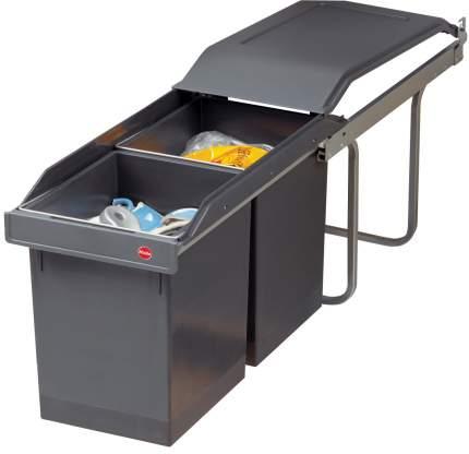 Выдвижная мусорная система Hailo Tandem 3650-10
