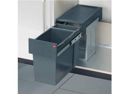 Выдвижная мусорная система Hailo Tandem 3666-11