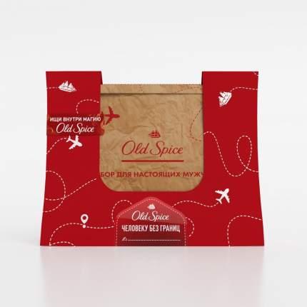 Набор Old Spice Пена д/бритья Алоэ+гель д/душа+шампунь 2в1+шампунь HS+Део OS Captain