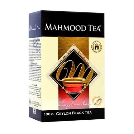 """Чай Mahmood """"Ceylon Black Tea"""", листовой, 100 гр"""
