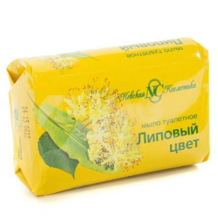 Мыло Невская Косметика Липовый цвет 90 гр Россия