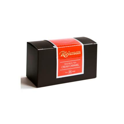 """Чай Richman """"Ройбуш Крем-карамель"""", травяной, с добавками, 25 пакетиков по 1,5 гр"""