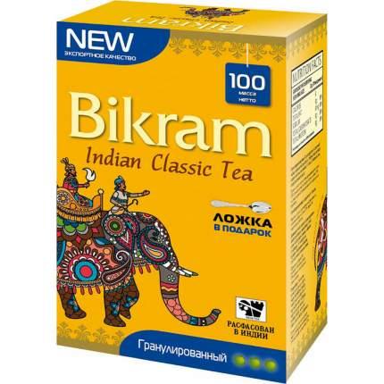 """Чай Bikram """"Гранулированный ctc"""", чёрный, 100 гр"""