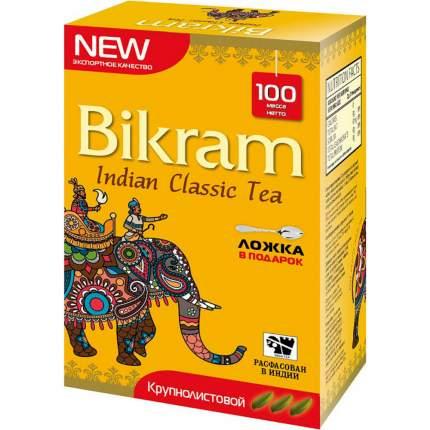"""Чай Bikram """"Indian classic tea"""", чёрный крупнолистовой, 100 гр"""