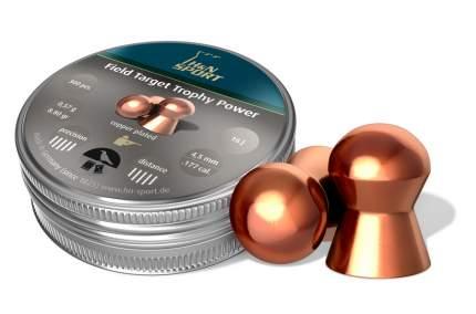 Пули H&N Field Target Trophy Power 4,5 мм 0,57 г (300шт.)