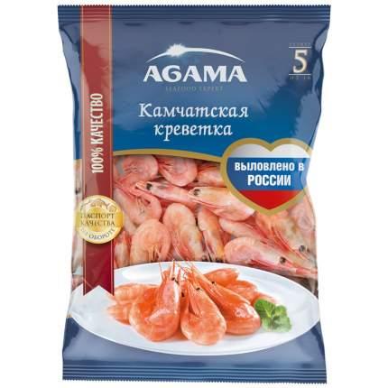Креветка Агама камчатская нераздельная 40 плюс варено-мороженная 800 г