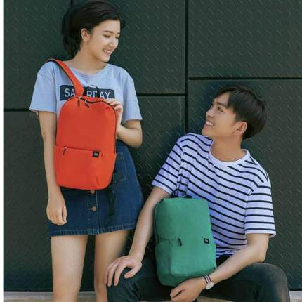 Рюкзак детский Xiaomi Mini 3 л Темно-зеленый