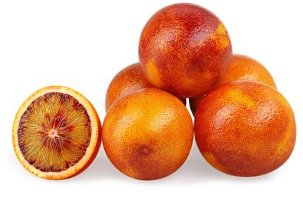 Апельсины красные 1 кг