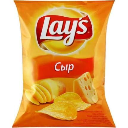 Чипсы Lay's  из натурального картофеля сыр 90 г