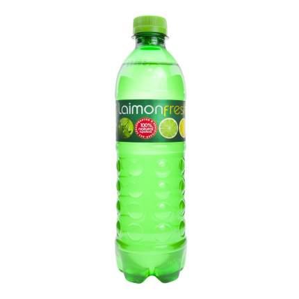 Напиток LaimonFresh среднегазированный лайм, лимон, мята 0.5 л