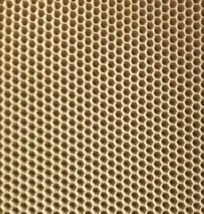 Коврик  под туалетный лоток  Зверье мое Чистый Пол, 65х40 см, Бежевый