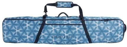 Чехол Для Сноуборда Burton 2020-21 Wheelie Gig Bag Blue Dailola Shibori (См:146), 2020-21