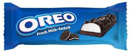 Пирожное Oreo Fresh Milk-Snack бисквитное с молочной начинкой и кусочками печенья 30 г