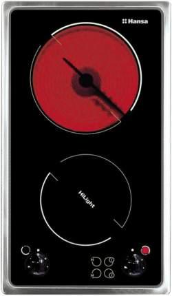 Встраиваемая варочная панель электрическая Hansa BHCI 35133030 Black