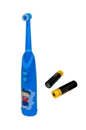 Электрическая зубная щетка Aiden-Kids Мультик , синий 001066_3