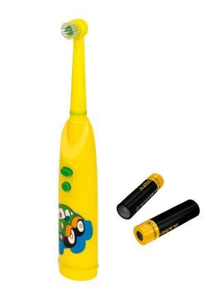 Электрическая зубная щетка Aiden-Dent, желтая 001066_2