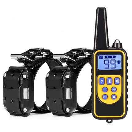 Дрессировочный электронный ошейник для собак 2emarket 800м