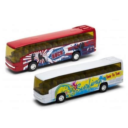 Welly Модель автобуса 1:60, в ассортименте