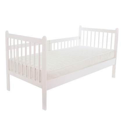 PITUSO Кровать Подростковая EMILIA NEW Белая J-501 165*86,5*88,5 см