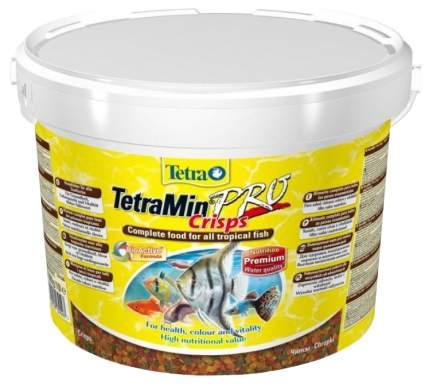 Корм для декоративных рыб Tetra Min Crisps, чипсы, 10 л