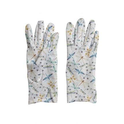 Перчатки MARENGO TEXTILE «Стрекозы» L