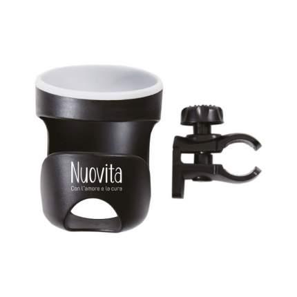 Подстаканник для коляски Nuovita Tengo Nero/Черный