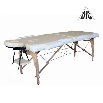 Массажный стол складной DFC Nirvana Relax beige/cream