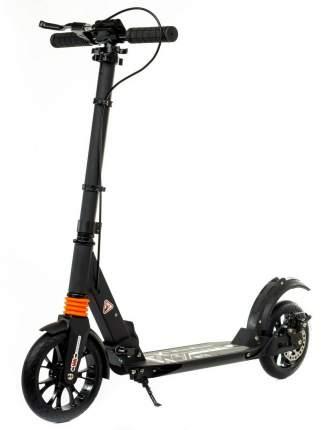 Самокат Urban Scooter Disc черный