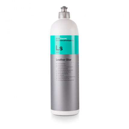 Косметическое молочко-эмульсия для кожи Koch Chemie Leather Star 238001 1 л