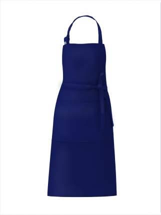 Фартук кухонный размер L синий sfer.tex 1761933