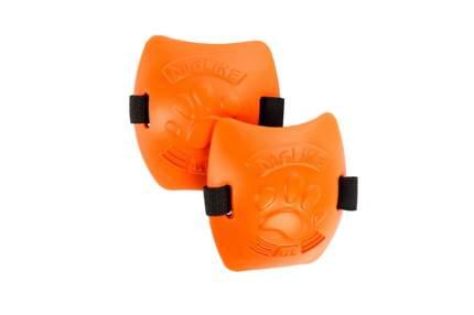 Наколенники для собак DOGLIKE Хэндлер DL для профессиональной экипировки, оранжевые