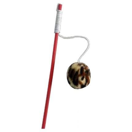 Игрушка для кошек PERSEILINE Дразнилка LOWCOST Шарик на веревке 40 см 65993