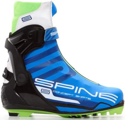 Ботинки для беговых лыж Spine NNN Concept Skate Pro 297 2021, 39