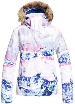 Куртка Сноубордическая Roxy 2020-21 Jet Bright White Pyrennes (Us:xs), 2020-21