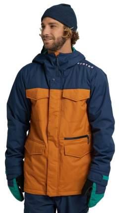 Куртка Сноубордическая Burton 2020-21 Covert Jk Drsblu/Trupey (Us:l), 2020-21