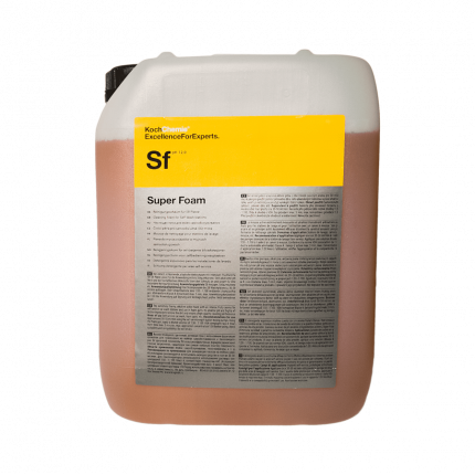 Чистящая, активная пена Koch Chemie Евро Мойка SUPER FOAM 11 кг 396011