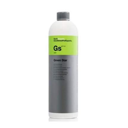Универсальное щелочное средство Koch Chemie GREEN STAR 1 л 25001